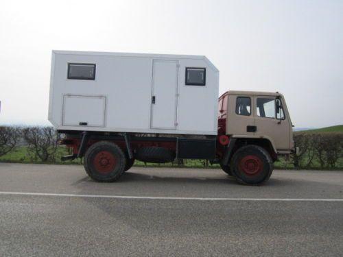 Daf t244 Allrad Wohnmobil in in Wangen | eBay