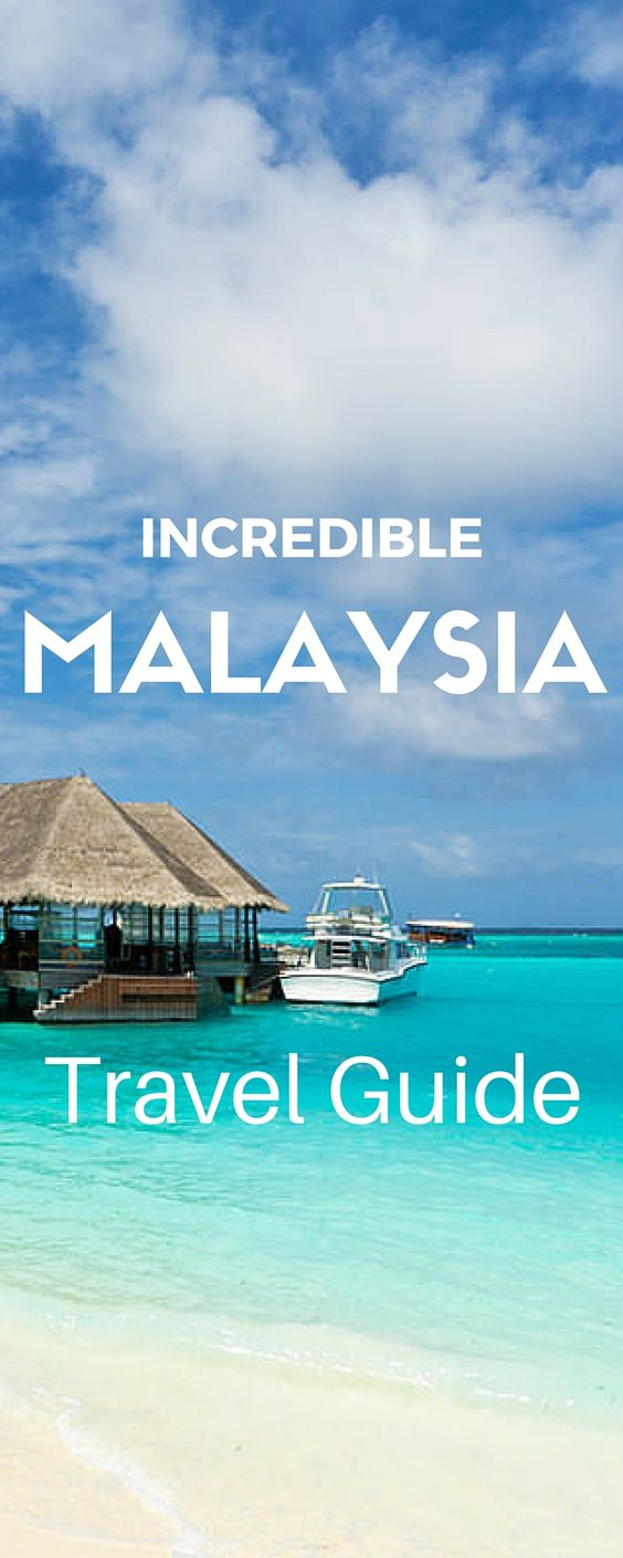 Stunning pictures of Malaysia and essential tips to travel there --> http://crazzzytravel.com/malaysia-backpacking-tips/