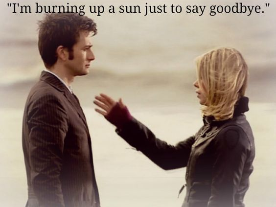 One of the most romantic TV moments ever.