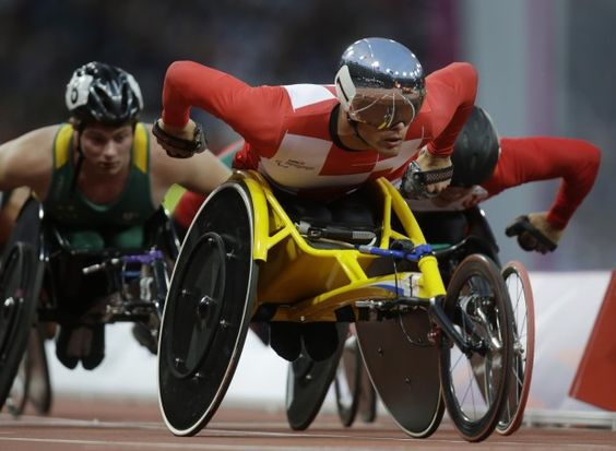 London Paralympics Athletics Photos