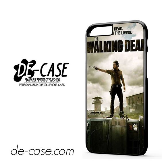 Fight The Dead Fear The Living Walking Dead DEAL-4199 Apple Phonecase Cover For Iphone 6 / 6S