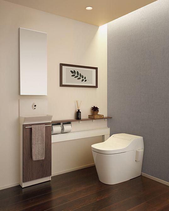 セットプラン例 Ast18 アラウーノs セットプラン トイレ Panasonic トイレ おしゃれ アラウーノ トイレのアイデア