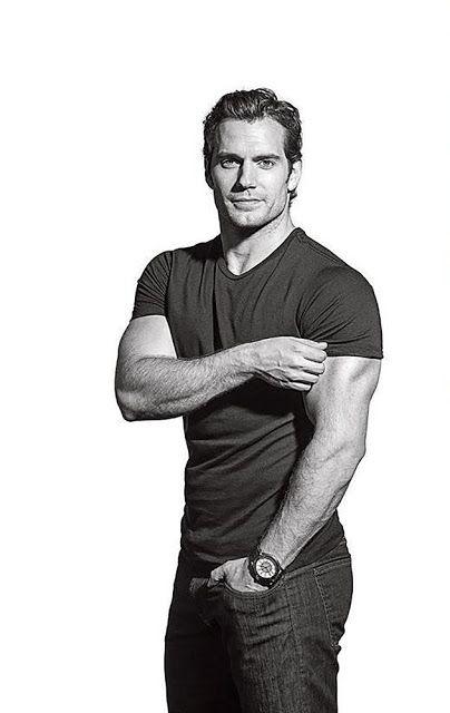 Henry Cavill by Men's @MensFitness edição de Setembro!! #Superman #AlwaysHenryCavillBrasil