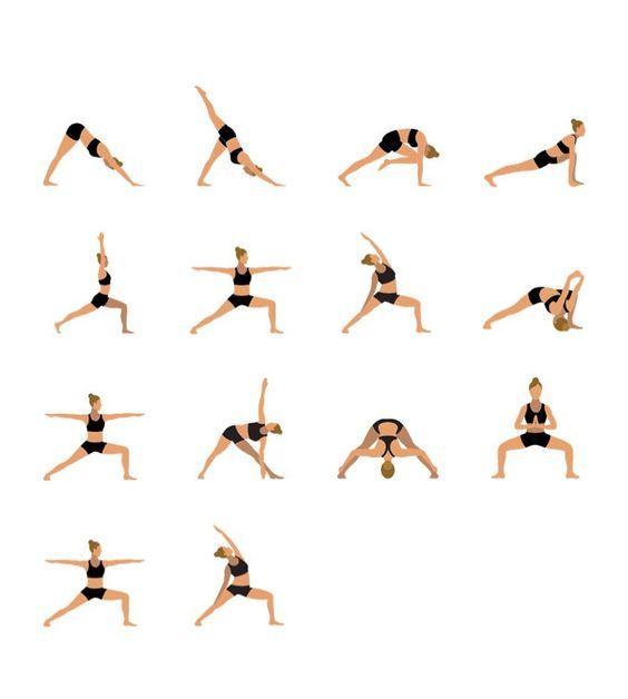 A brincar com a app @yogoji_ podemos fazer as nossas próprias sequências e saber o nome dos asanas em sânscrito / Exploring the app @yogoji_ we can do our own sequences and know the asana names in sanskrit #yogoji #yogojiclub #yoga #yogaeverydamnday #yogaeveryday #yogaapp #yogasequence #yogadaily #yogapractice #momentsofmine #yoguini