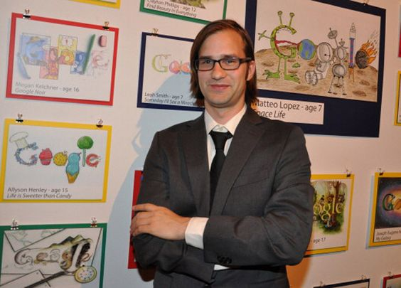 Der Illustrator der Google Doodles im WIRED-Interview | WIRED Germany
