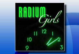 "Grace Fryer Radium   Radium Girls"""
