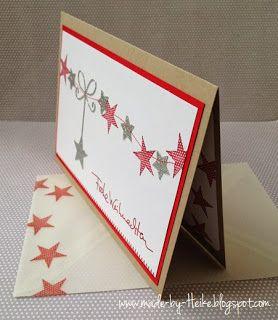 Meine kreative Welt...: Weihnachtskarten...