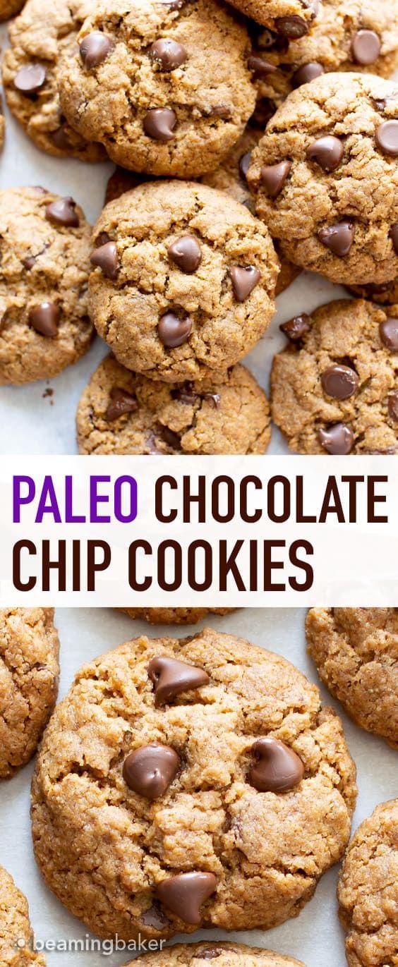 Vegan Paleo Chocolate Chip Cookies Recipe The Best Paleo