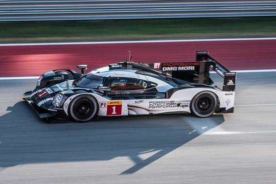 Winner of @COTA :: Porsche 919 HY