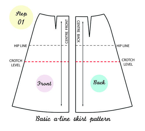 how to cut the hem on robin palazzo pants