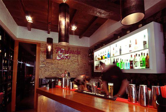 Parolaccia&Sons - Cocktail Bar - Vicolo del Cinque 2 - design and made by RPM Proget