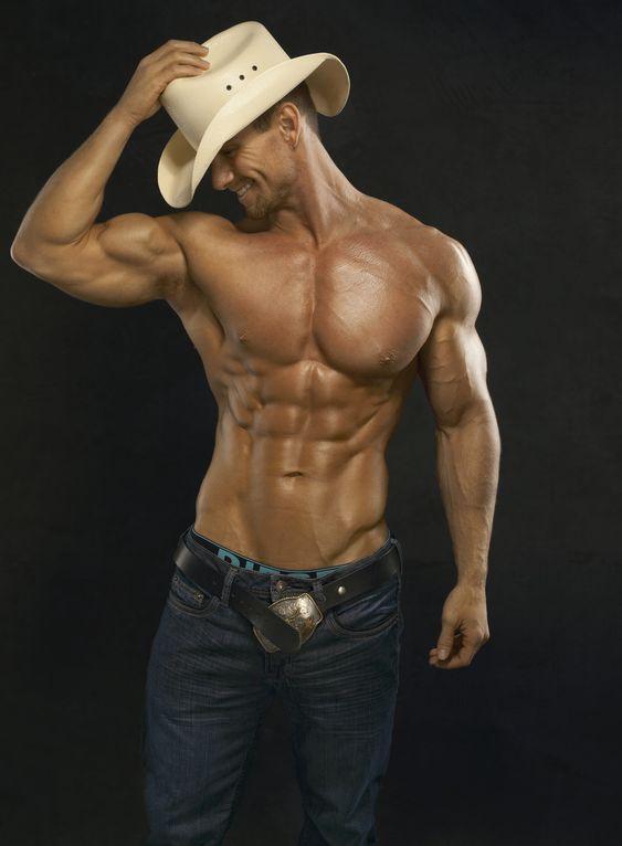 Un cowboy exquis: