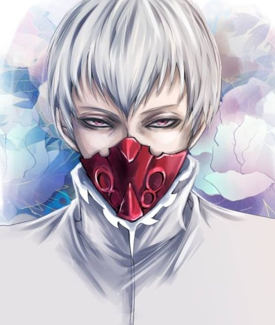 Tatara, I have a feeling he's gonna be the Undertaker of Black Butler to Tokyo Ghoul cos I think im going to be 1 of those 1000 fangirls XD >_<
