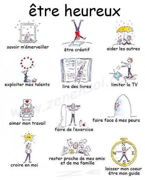 Etre heureux, c'est toujours être heureux malgré tout.  de Clément Rosset  ...