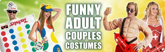 funny adult couples Halloween costumes