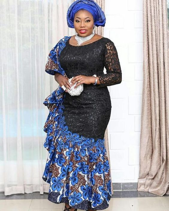 Check Out Amazing And Creative Ankara Long Skirt And Blouse Vol 10 Latest African Fashion Dresses African Fashion Dresses African Print Fashion Dresses
