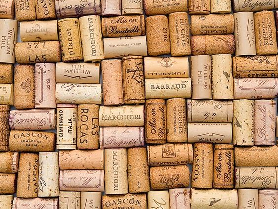 10 Amazing Wine Cork Craft Ideas--Next time you host a party, hang on to the leftover wine corks: They can come in handy for everything from quick, easy crafts to major DIY home projects. Here are ten wine cork craft ideas we love from a few of our favorite bloggers.: