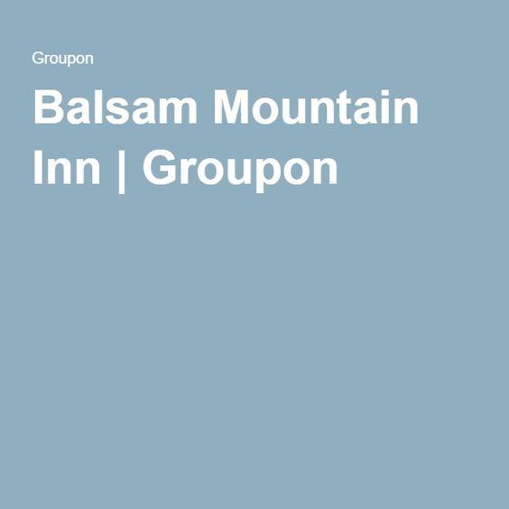 Balsam Mountain Inn | Groupon