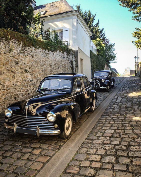 Peugeot 203 C 1958 - Rétro Émotion ✏✏✏✏✏✏✏✏✏✏✏✏✏✏✏✏ IDEE CADEAU / CUTE GIFT IDEA…