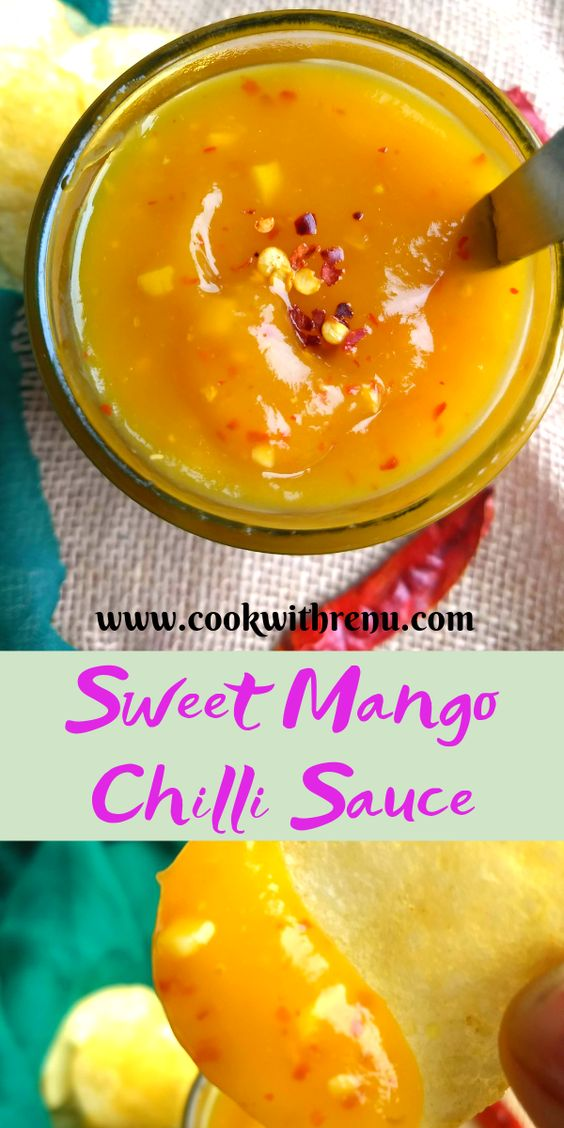 Sweet Mango Chilli Sauce