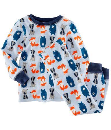 Kiddo pyjama's