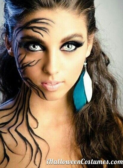 Beautiful Halloween Makeup Ideas Costume ideas - Beautiful Halloween Makeup Ideas