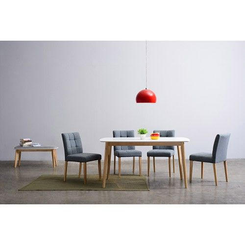 Set of 2 - Grace Upholstered Dining Chair 25% OFF | $239.00 - Milan Direct