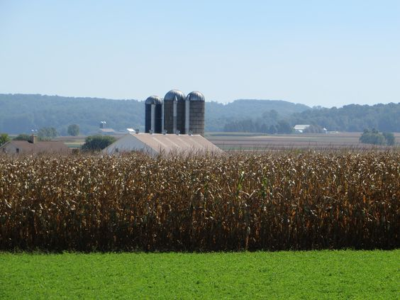 Early Fall farmland in Lancaster County, PA Where & When, Pennsylvania's Travel Guide