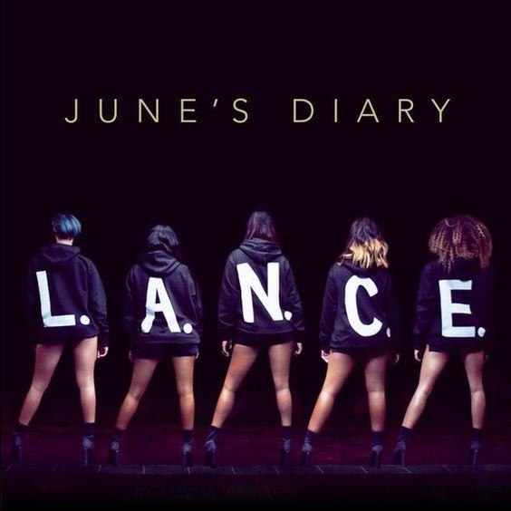 June's Diary – L.A.N.C.E. acapella