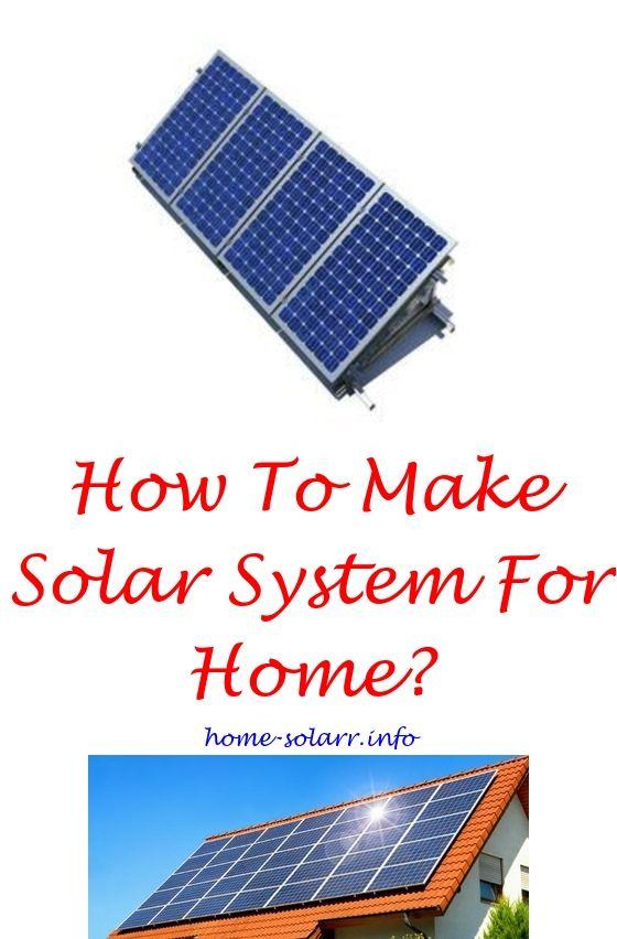 Make Own Solar Panels At Home