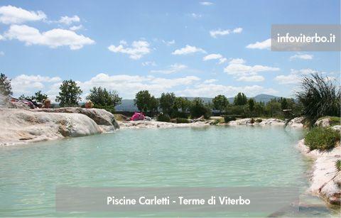 Piscine carletti terme di viterbo roma e lazio pinterest for Club piscine catalogue