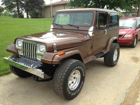 Best 1987 Jeep 1987 Jeep Wrangler Jeep Yj Jeep Gear