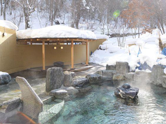 Jozankei Tsuruga Resort Spa MORI NO UTA - A Resort Spa located at Jozankei in Hokkaido, Japan