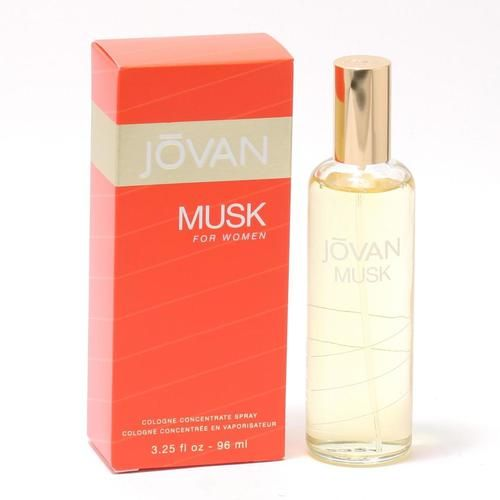 Jovan Musk Ladies Cologne Spray 3.25 OZ | Perfume, Musk