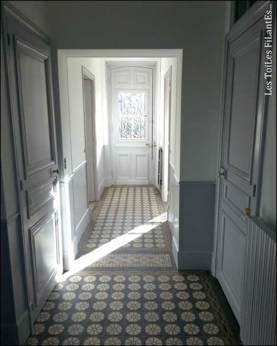 entr e carreaux de ciment d coration maison pinterest