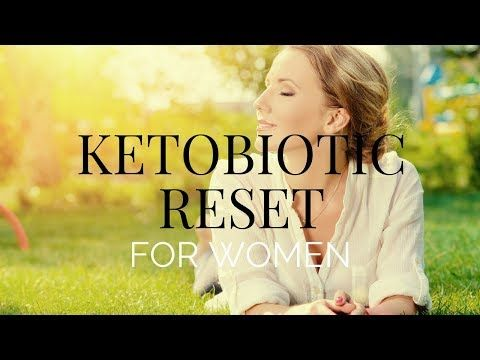 Ketobiotic Reset For Women Dr Mindy Pelz Reset Your Health