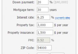 Mortgage Loan Calculator  Excel Invoice Template