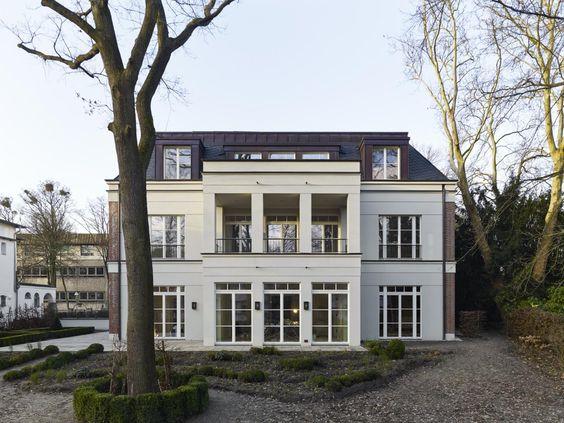 peter lenn stra e berlin petra und paul kahlfeldt architekten klassische villa pinterest. Black Bedroom Furniture Sets. Home Design Ideas