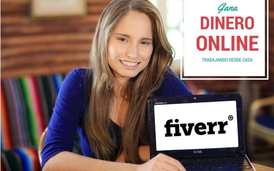 Como ganar dinero por Internet – Mi experiencia en Fiverr.com