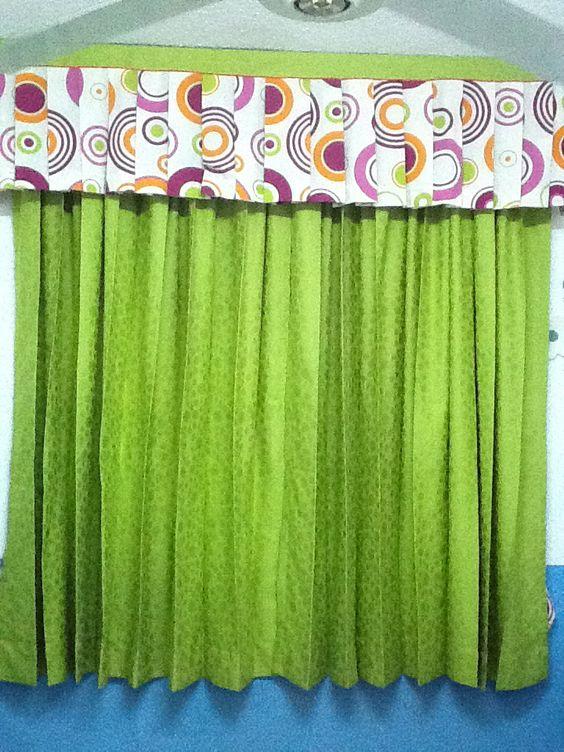 cortina para nio