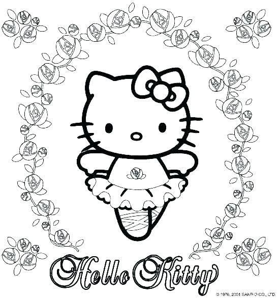 Free Printable Coloring Pages Hello Kitty Hello Kitty Printable Hello Kitty Colouring Pages Kitty Coloring Hello Kitty Coloring