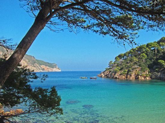 Las Mejores Playas Y Calas De La Costa Brava Playas España Costa Brava España Lugares Para Ir