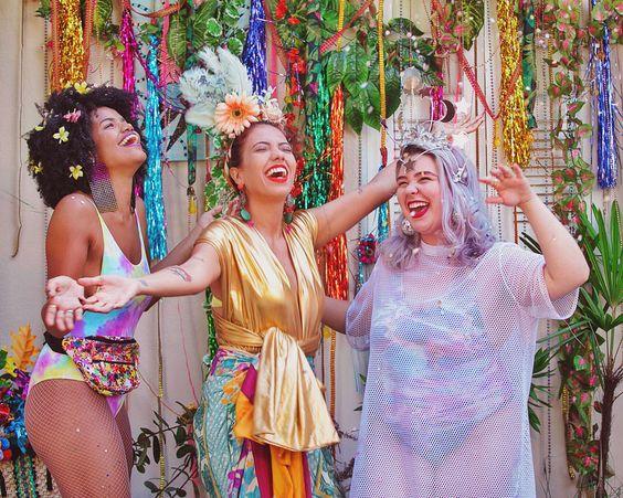 Fantasia de carnaval 2018 baiana