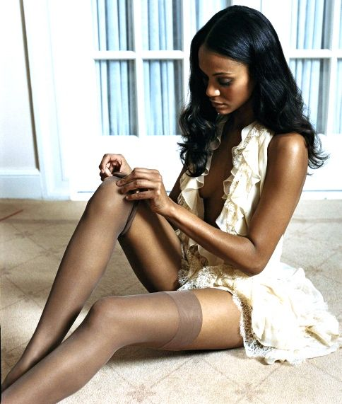 Things I Like — crystal-black-babes: Lingerie And Stockings: Zoe...