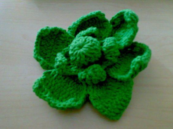 Crochet Quiz : Flower hand crochet....when we test new style for customer. DIY ...