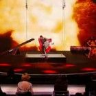 Talented dog wows judges in amazing final performance.