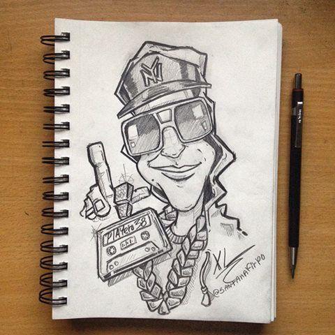 """Raymond Luis Ayala Rodríguez  Mundialmente conocido como Daddy Yankee """" The Big Boss """" @daddyyankee Aunque para mi también es : """"El Cangri"""" """"Winchesta 30/30"""""""