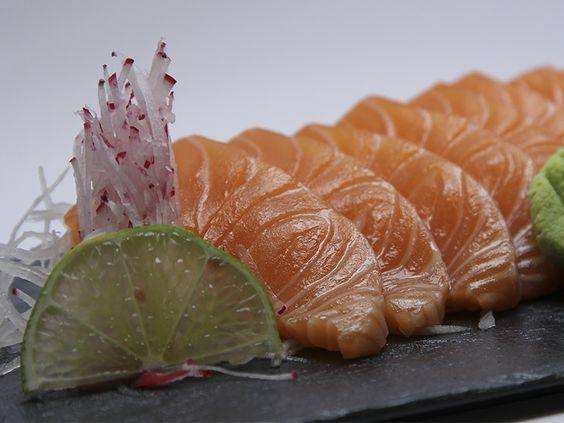 Tipos de pescado para sushi