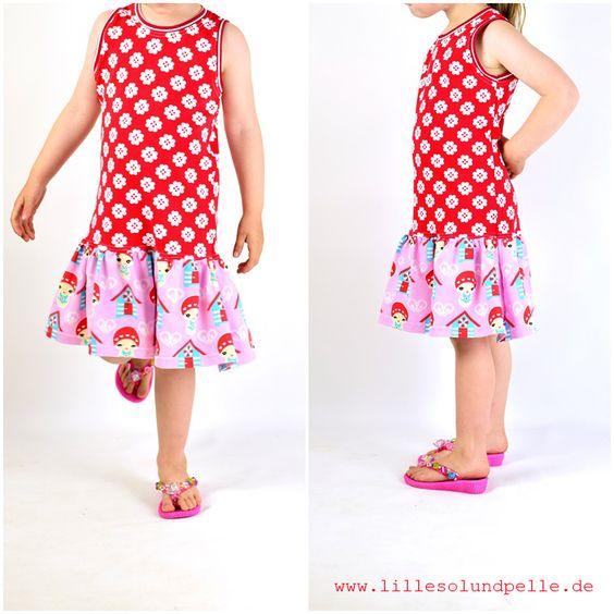 lillesol & pelle Schnittmuster/ pattern: Sommerkombi