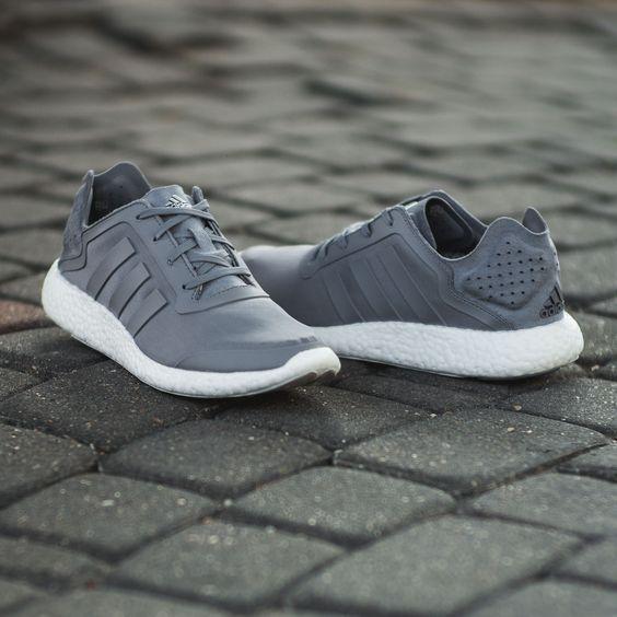 Adidas Pure Boost - Grey